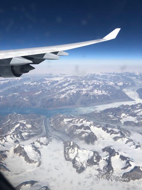 Der Gletscher war mal länger...