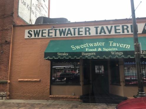 Eine kleine Taverne
